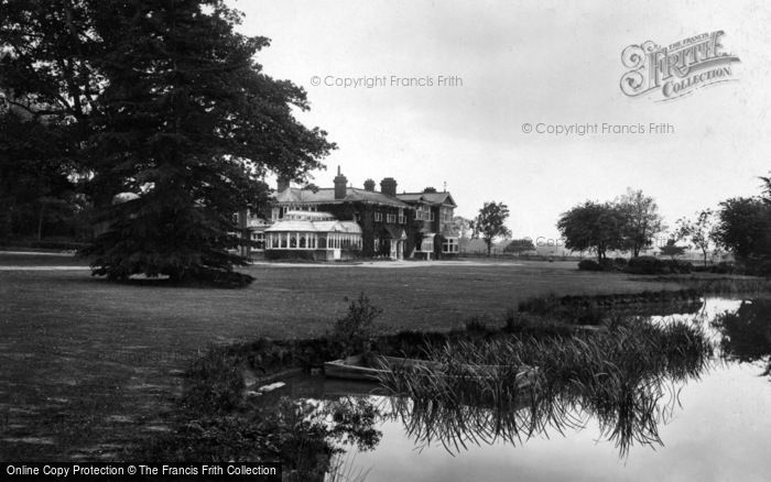 Photo of Warnham, Ends Place 1927