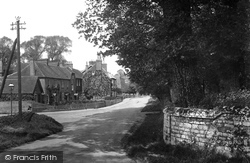 Warnham, Entering From The South 1921