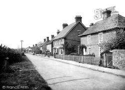 Friday Street 1921, Warnham