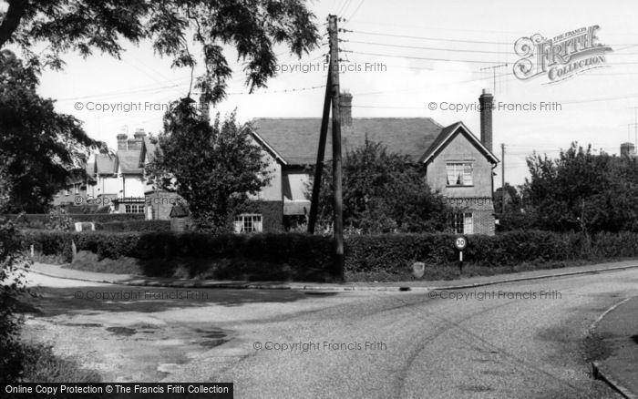 Photo of Warnham, Friday Street c.1955