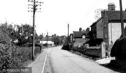 Friday Street c.1955, Warnham