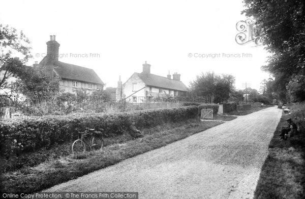 Photo of Warnham, Goose Green 1927