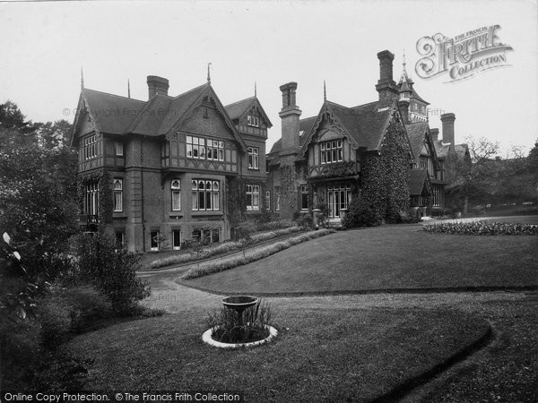 Photo of Warnham, Lodge 1935
