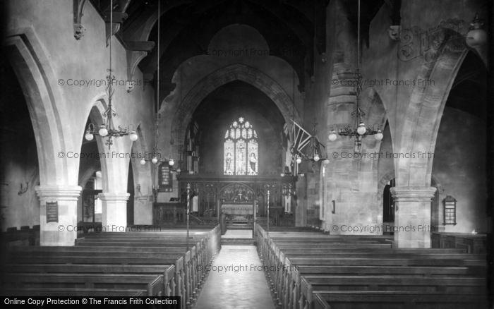 Photo of Warnham, Parish Church Of St Margaret 1921