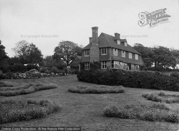 Photo of Warnham, Pitts Wood 1935