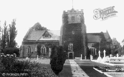 St Margaret's Church 1907, Warnham