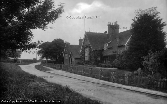 Photo of Warnham, The Schools 1924