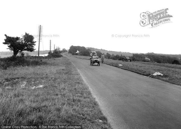 Photo of Warnham, The Village 1927