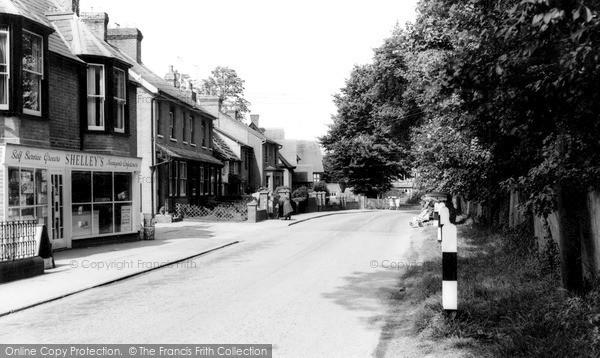 Photo of Warnham, The Village c.1960