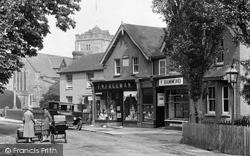 The Village Shop 1928, Warnham