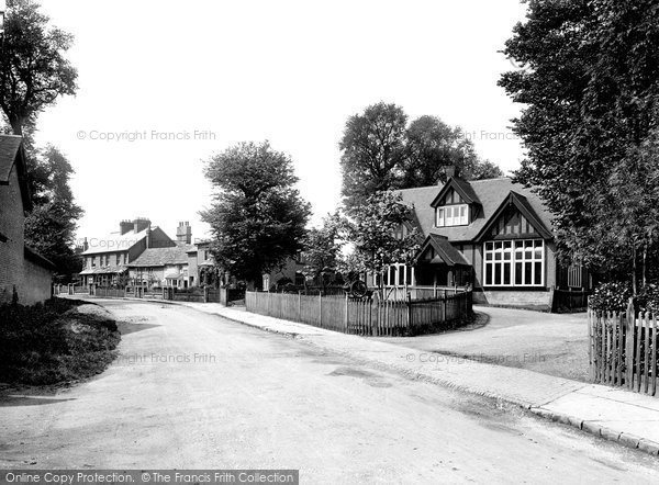 Photo of Warnham, Village 1924