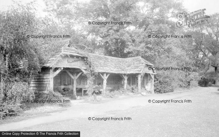 Photo of Warnham, Warnham Court, Summer House 1924