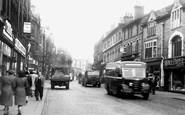 Warrington, Bridge Street c1950