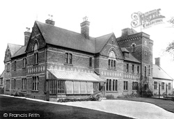 Warrington, Grammar School 1895