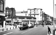 Warrington, Market Gate c1965
