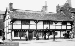 Old Houses, Church Street 1894, Warrington