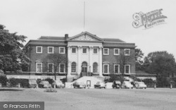 Warrington, Town Hall c.1965