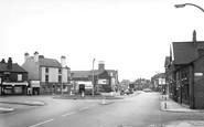 Warrington, Winwick Road c1965