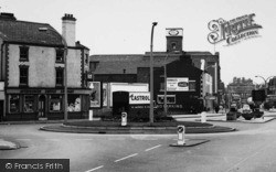 Warrington, Winwick Road c.1965