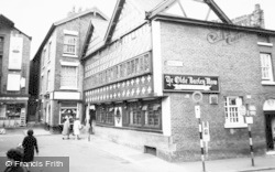 Warrington, Ye Olde Barley Mow c.1965