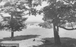 Warton, Leighton Hall c.1960