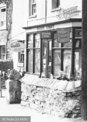 Post Office c.1960, Warton