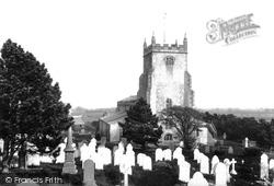 St Leonard's Church 1898, Warton