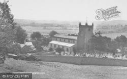 The Church c.1960, Warton