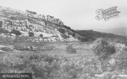 The Crag 1918, Warton
