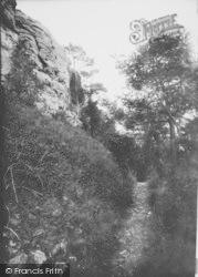 The Crag c.1918, Warton