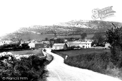 The Village And The Crag 1898, Warton