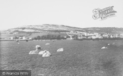 The Village And The Crag 1906, Warton