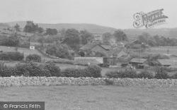 The Village c.1955, Warton