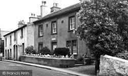 Washington House (1612) c.1955, Warton