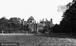 Holme Eden Abbey c.1955, Warwick Bridge