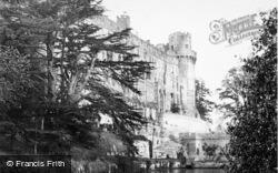 Warwick, Castle c.1865