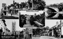 Warwick, Composite c.1955