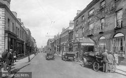 Warwick, High Street 1922