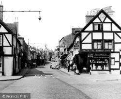 Warwick, Smith Street c.1955