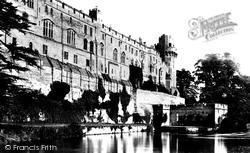 Warwick, The Castle 1886