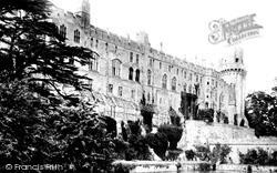 Warwick, The Castle 1892