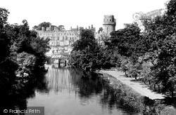 Warwick, The Castle c.1955