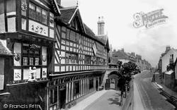 Warwick, The Lord Leycester Hospital 1892