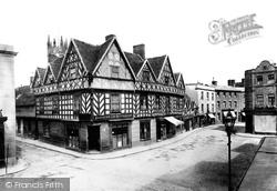 Warwick, The Shakespeare Restaurant 1892