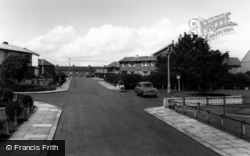 Washington, Council Estate c.1965