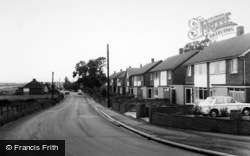 Glebe Crescent c.1965, Washington