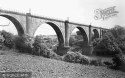 Washington, Victoria Bridge c.1955