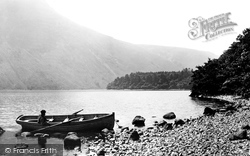 Wastwater, 1889, Wast Water