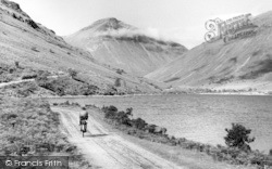 Wastwater, And Great Gable c.1960, Wast Water