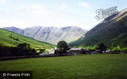 Wastwater, Head Of The Lake 1990, Wast Water